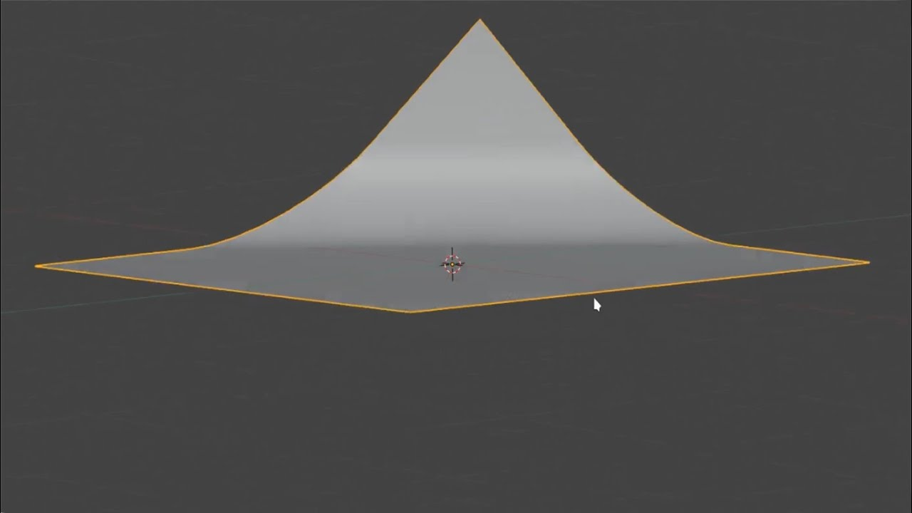 How to bend the corner. Blender 3d