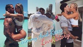 Gambar cover Tammy And Reece - Love Story ❤ 2018 ❤ Curious TV ❤