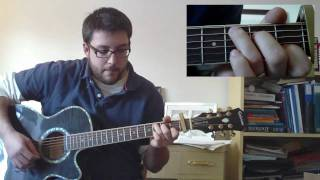 How To Play I Don't Believe You By Pink On Guitar