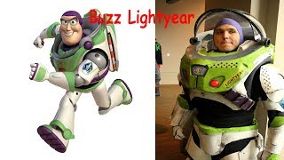 Toy Story Characters In Real Life