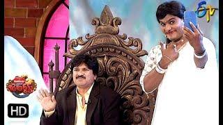 Rocket Raghava Performance | Jabardasth | 15th August 2019   | ETV  Telugu