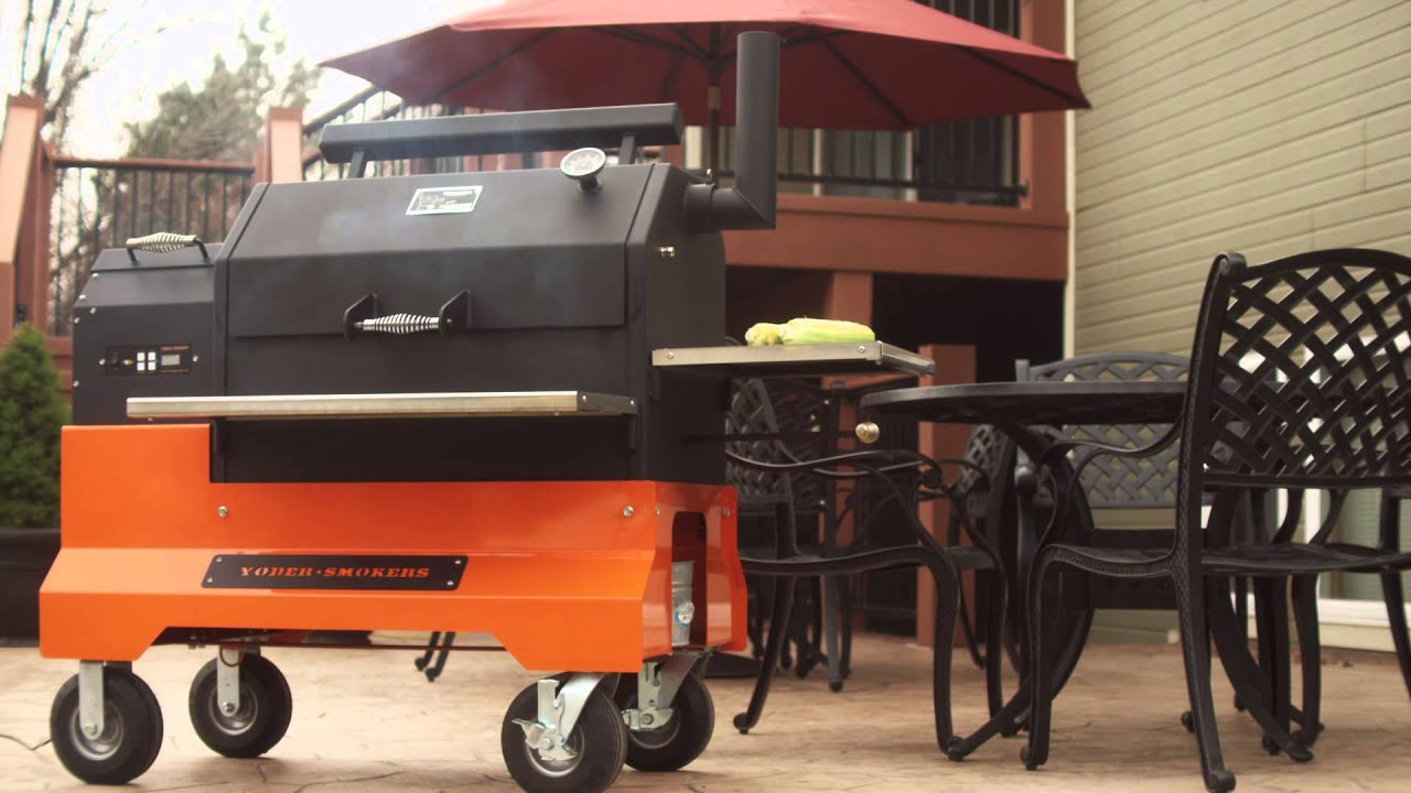 Yoder Smokers Ys640 Versatility Wins Tv Commercial Youtube