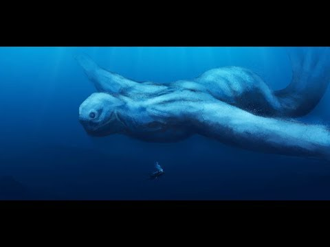 Meet the Ningen: Giant humanoids of the Antarctic continent