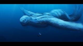 Meet the Ningen: Giant humanoids of the Antarctic continent