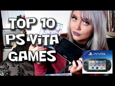 TOP 10 PS VITA GAMES - Ircha Gaming