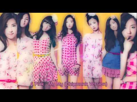 A Pink - My My (Chipmunk Version + MP3 DL)