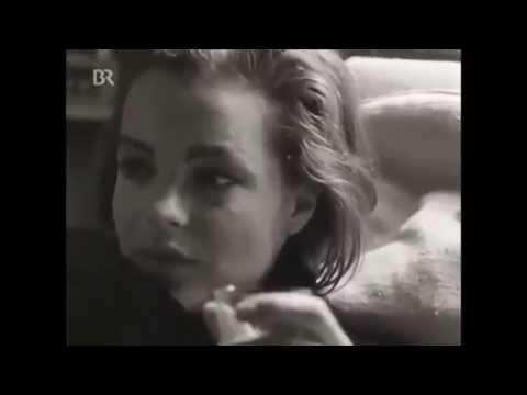 Romy Schneider - sous-titres francais - Interview de 1966