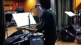 """TRICERATOPS""""WINTER2011""""のツアーリハーサル。"""