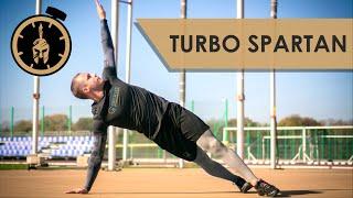 Turbo Spartan - Intensywny Trening Interwałowy