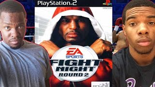 MAYWEATHER VS PACQUIAO - Fight Night Round 2 (PS2) | #ThrowbackThursday ft. Juice