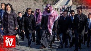 Saudi Arabia strikes US$10bil deal with China, talks de-radicalisation efforts