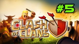 Clash Of Clans #5 - All Hail The Heroes UPDATE
