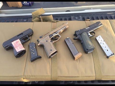 $160 Pistol VS. $4,000 Pistol