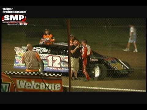 SMP Modifieds Thunderbird Speedway 7-14-10 Highlights