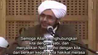 Video Habib Umar bin Hafidh - Bertemu Rasulullah download MP3, 3GP, MP4, WEBM, AVI, FLV Agustus 2018