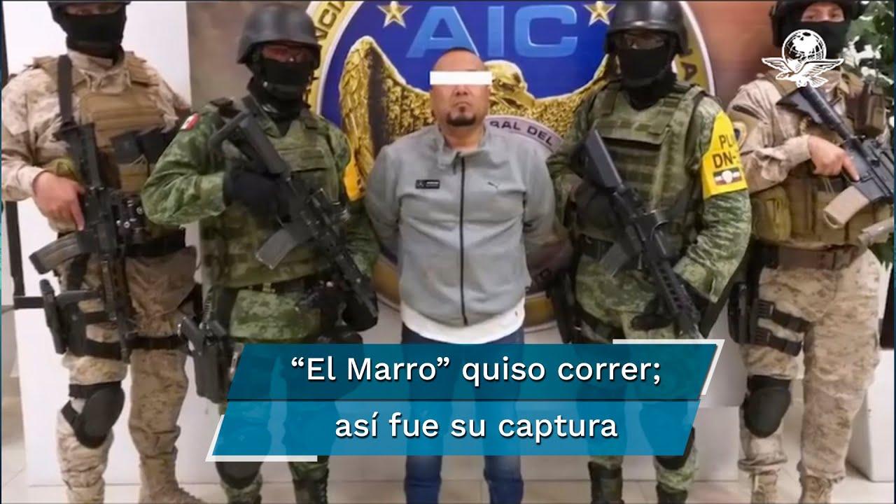 """Entre jaulas y gallos """"El Marro"""" pasó libre sus últimas horas"""