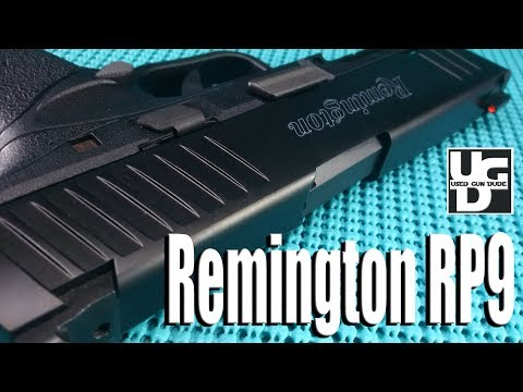 Remington RP9 Range Review, Running a Good or Bad or Great Gun