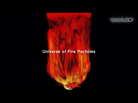 Universe of Fire Particles