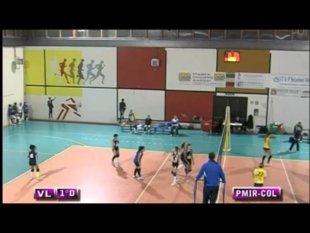 Poggio Mirteto vs Colonnetta - 3° Set