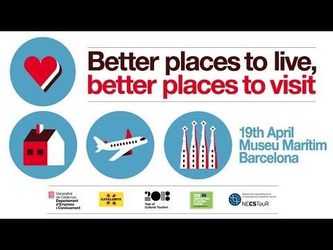 """NECSTouR Workshop: """"Better Places to Live, Better Places to Visit!"""""""