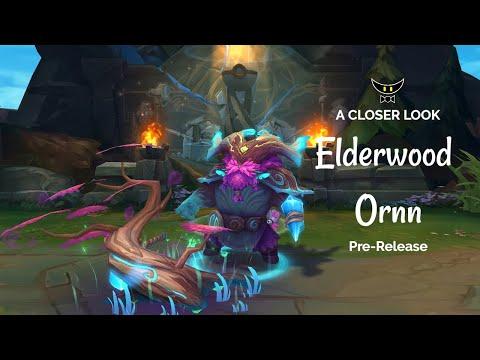 Elderwood Ornn Epic Skin (Pre-Release)