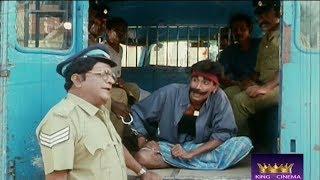 ஏட்டு என்ன யாருனு நெனெச்சா  நான்  தான் இந்த ஜில்லக்கே  ரவுடி ஏன் கிட்டா வெச்சு காதா     #RARE_COMEDY
