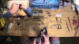 Infinity Handgun Assembly