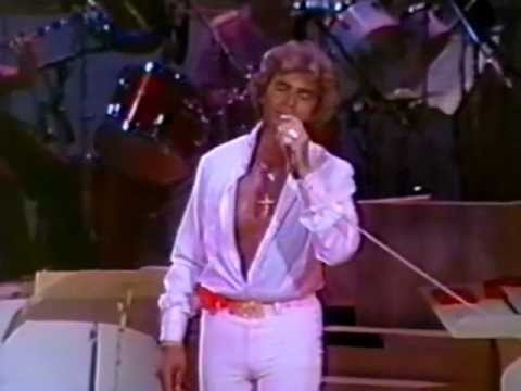 ENGELBERT HUMPERDINCK After The Lovin'  Las Vegas Hilton 1982 year