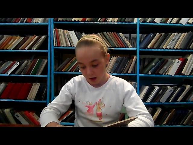 Изображение предпросмотра прочтения – ДианаФролова читает произведение «Первая любовь» К.М.Симонова