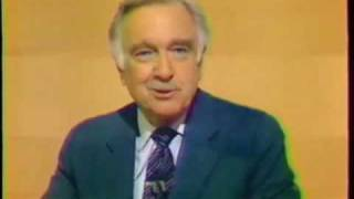 CBS Evening News West Coast Edition -  Walter Cronkite