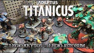 Adeptus Titanicus (2018) - Ep 03 - Legio Astorum vs. Legio Krytos