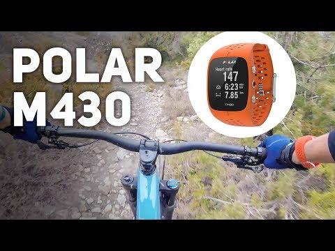 Review Polar M430   Relógio Multiesportivo para bike