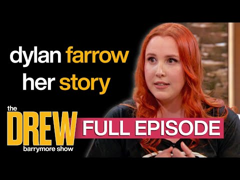 Drew Barrymore Interviews Dylan Farrow & Katherine Schwarzen