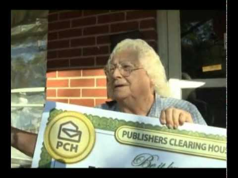Publishers Clearing House Winners: Nora Gentry From Missouri