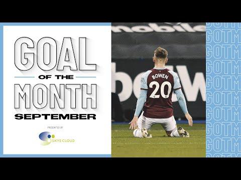 GOAL OF THE MONTH | SEPTEMBER