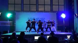 JD dance crew _ 단체 공연(korea da…