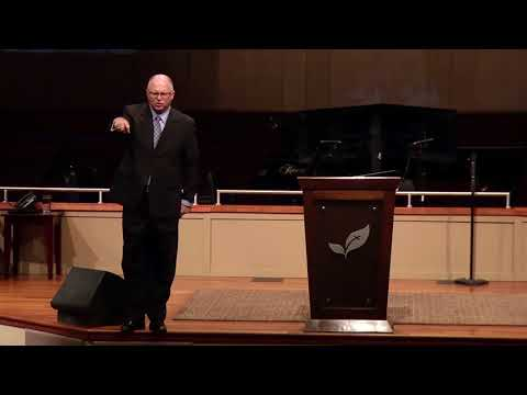 Pastor Paul Chappell: The God of a Second Chance