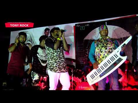 Biryani Mutta   Gana Prabha With Tony Rock Music  Vellore Show