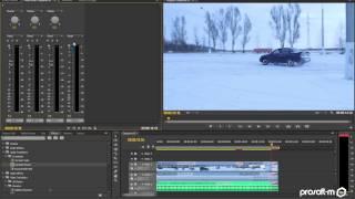 Adobe Premiere Pro, урок для начинающих