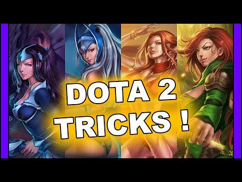 NEW Dota 2 Tips, Tricks and Bugs  - 7.19c! thumbnail