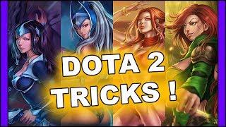 NEW Dota 2 Tips, Tricks and Bugs  - 7.19c!