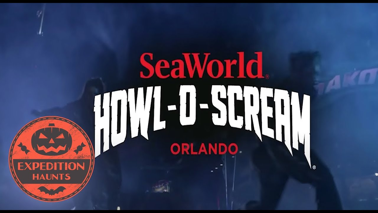 The History of the First Howl-O-Scream: Horror Comes To SeaWorld Orlando | Expedition Haunts
