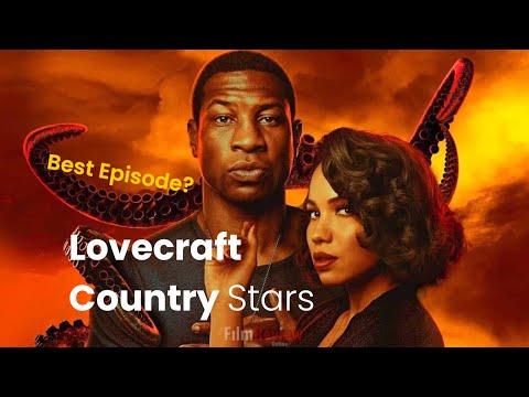 Lovecraft Country Soundbyte - Stars Jonathan Majors and Jurnee Smollett, Best Episode?
