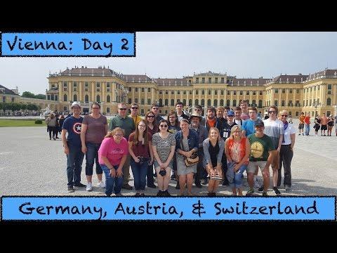 2nd Day in Vienna - Germany, Austria, & Switzerland Travel Vlog