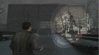 Gameplay - Silent Hill: Shattered Memories (Code Cracking)