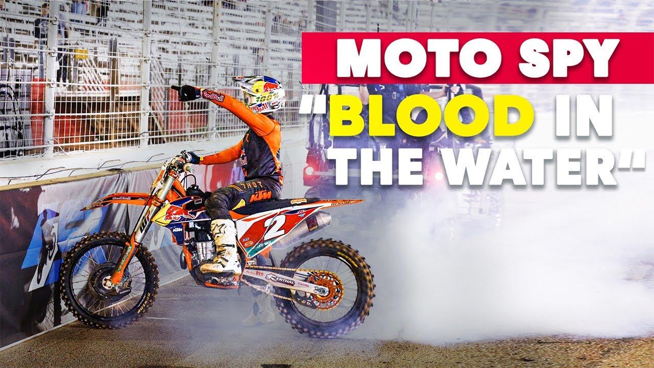 Moto Spy Supercross S5E6 | Cooper Webb is an ATLien