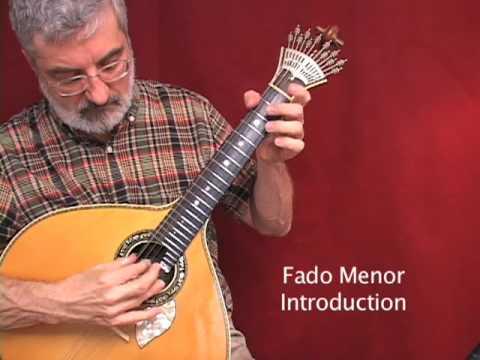 Fado Menor: Portuguese Guitar Lesson 2