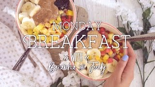 BREAKFAST with PBJ [salted maple oats] + recipe // WHAT HAPPENED TO ME?! life updates