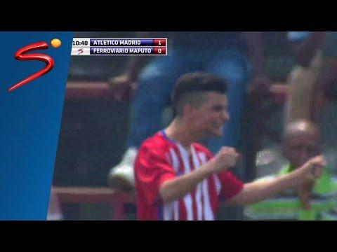 GFC U-17: Atlético de Madrid vs Clube Ferroviário de Maputo