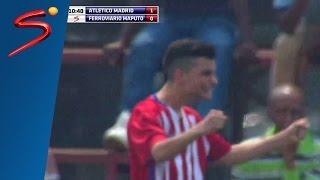Download Video GFC U-17: Atlético de Madrid vs Clube Ferroviário de Maputo MP3 3GP MP4
